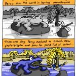 Percy Pond Creature