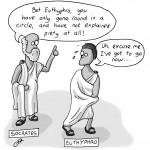 Socrates vs Euthyphro