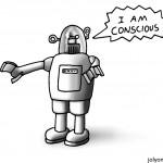 A Conscious Robot