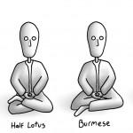 Meditation Positions