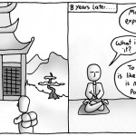 Hui-Neng and the Monk