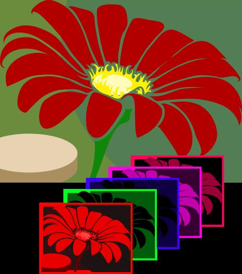 FlowerLayers