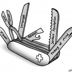 Swiss Army Knife Theory of Mind