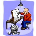 Lazy Cartoonist