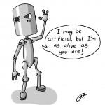 Alive Robot